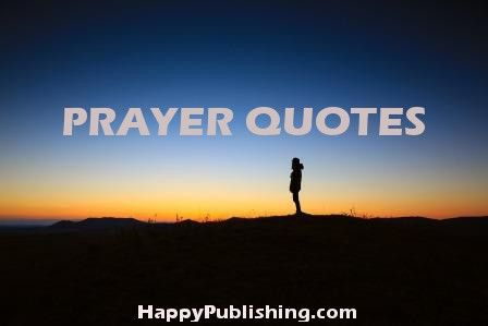 Prayer Quotes